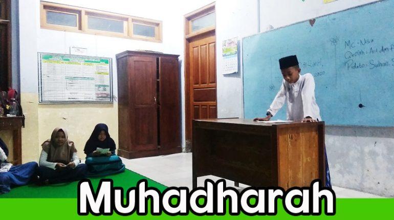 Muhadharah di Mabit MI Darul Ulum