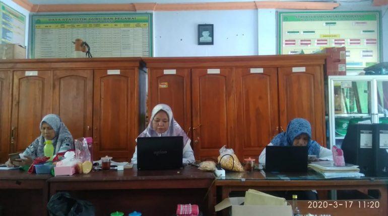 Siswa Libur Guru Tetap Aktifitas Penuh